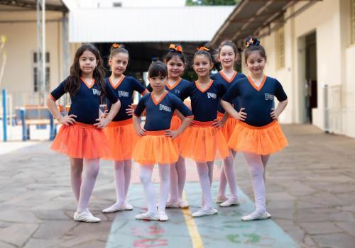 Foto da atividade Ballet