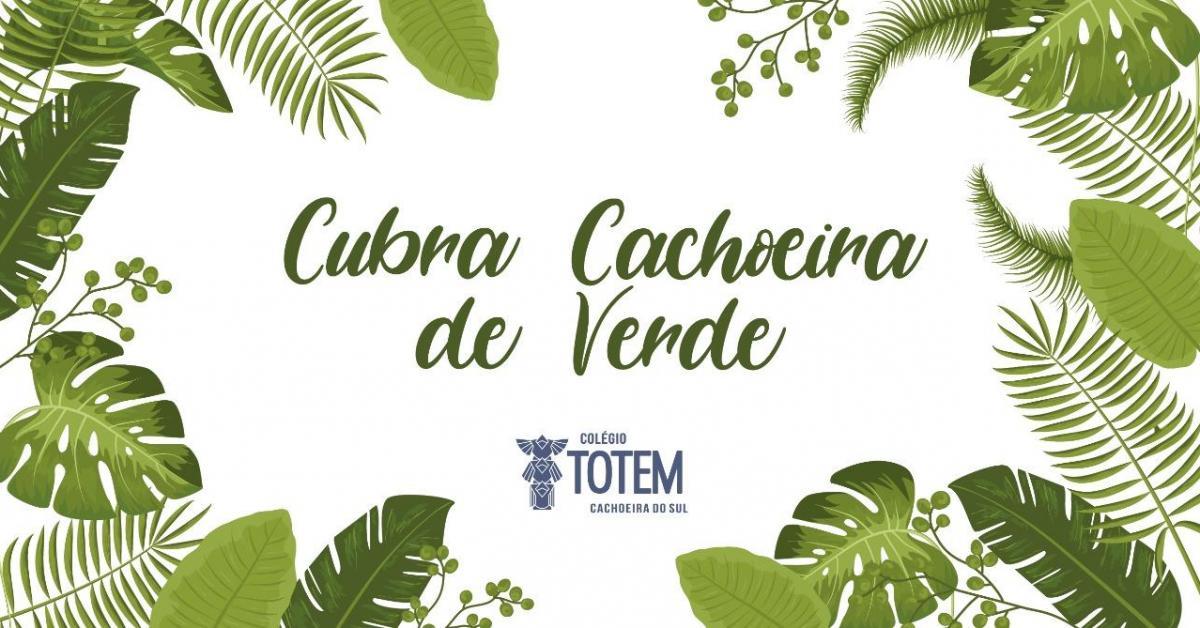 Imagem sobre CUBRA CACHOEIRA DE VERDE