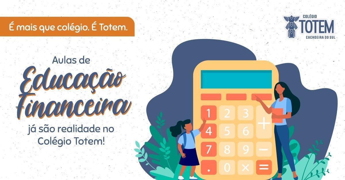 Imagem sobre Educação Financeira
