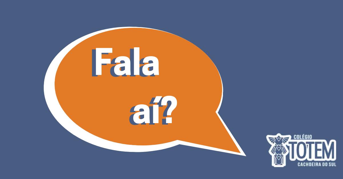 Imagem sobre Fala aí, com Lucas Oliveira