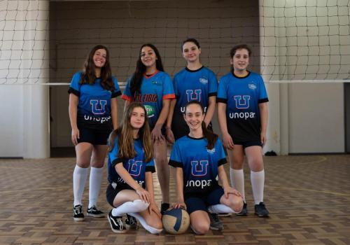 Foto da atividade Voleibol
